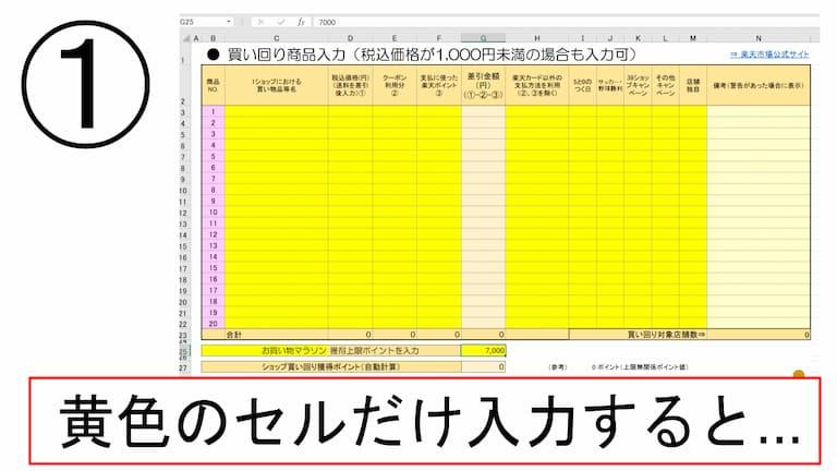 表計算01